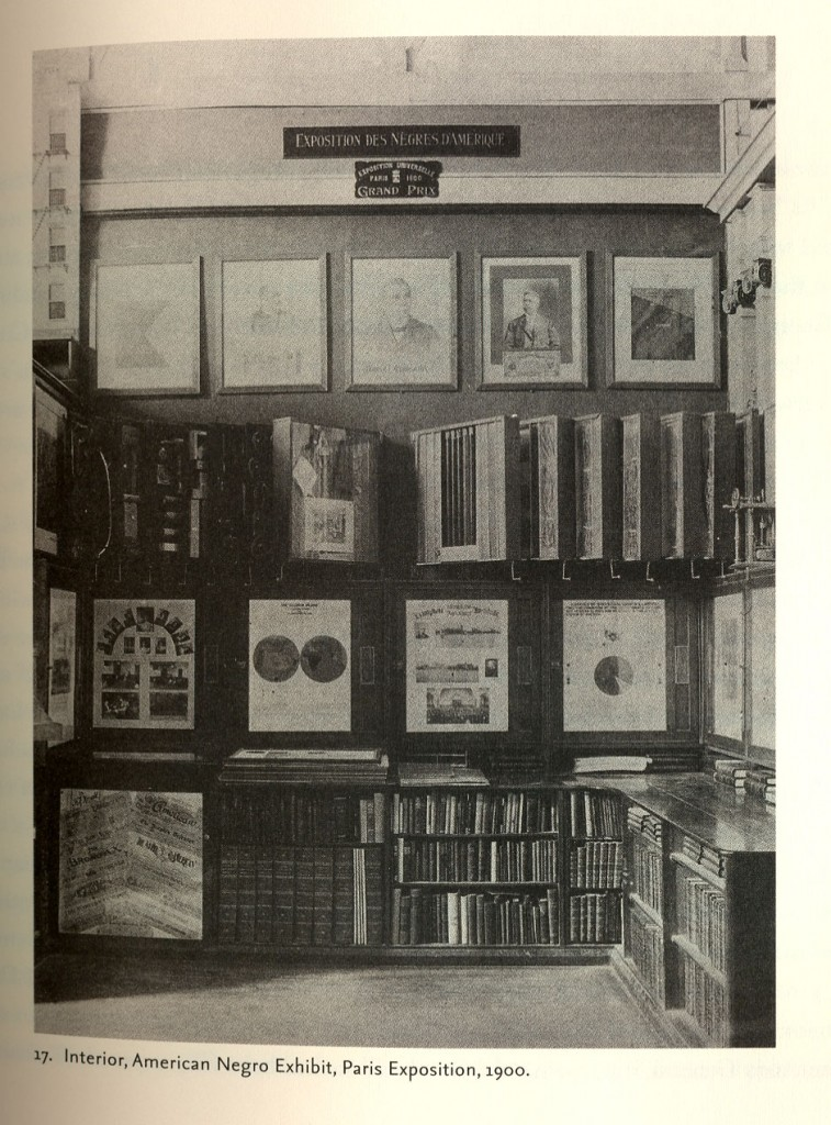 Interior of Negro Exhibition