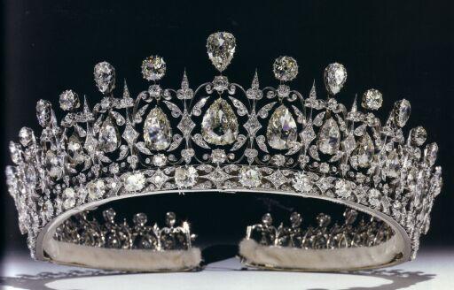 duchess of fife tiara