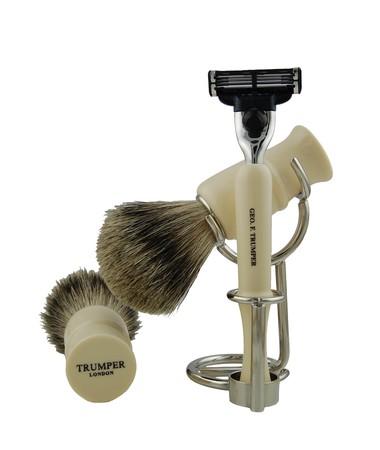 Ivory Shaving Set