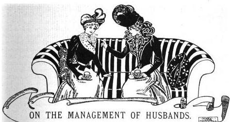 management of edwardian husbands