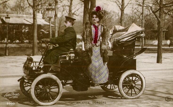 lady motorist