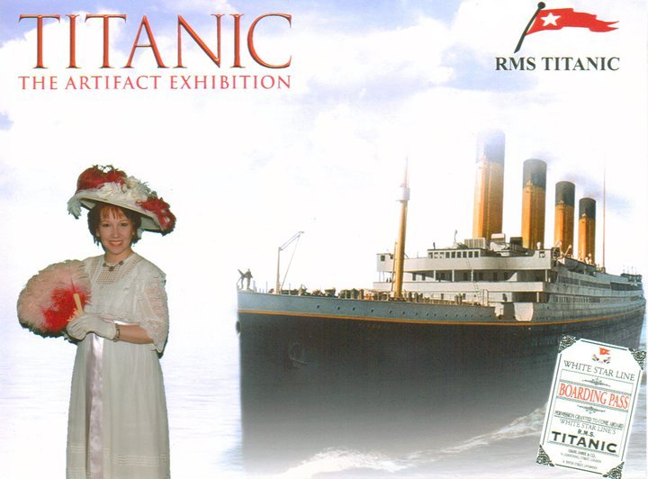 Last Dinner on the Titanic High Tea