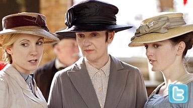 Downton Abbey Twitter